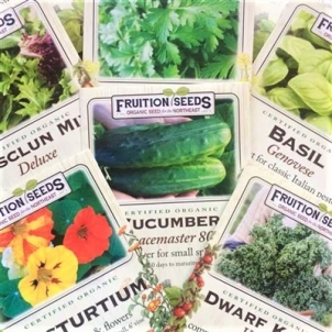 Fruition Seeds Container Garden Kit