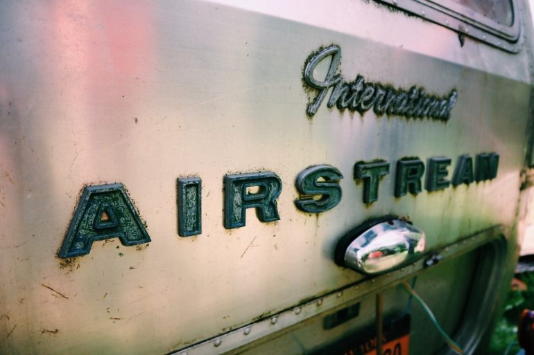 1969 Vintage Airstream Trailer Sovereign 31 ft.